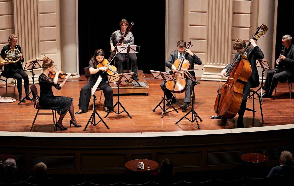 Close-up concert '250 jaar Beethoven'