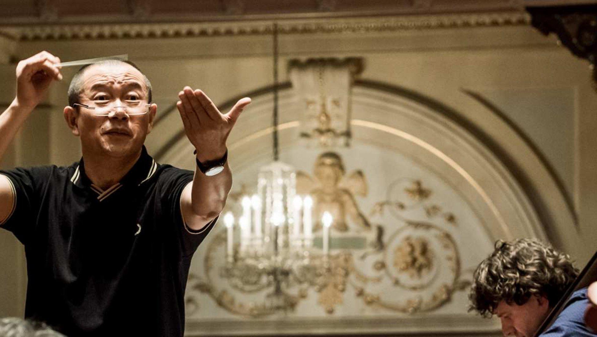 Tan Dun dirigeert het Concertgebouworkest
